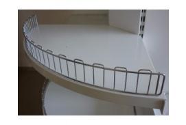 Rack railing