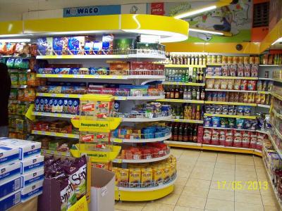 prodejna potravin