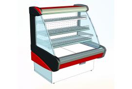 IZUMRUD 125 chladicí vitrína, bez agregátu